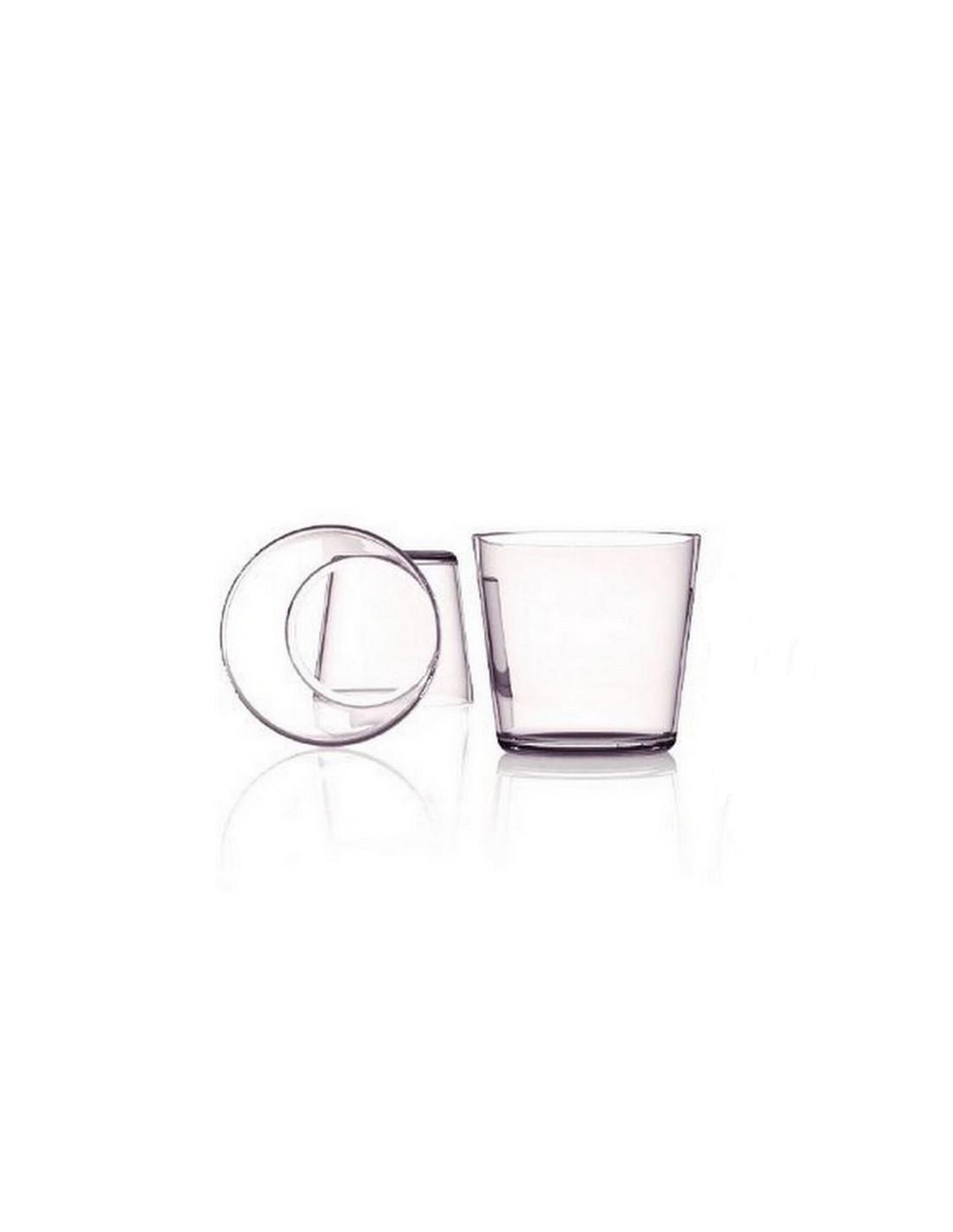 Bicchieri da acqua o vino linea gotto di ichendorf milano - Disposizione bicchieri a tavola ...