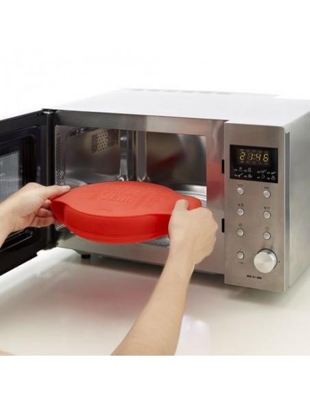 Cuoci frittata rotondo per microonde LEKUE'