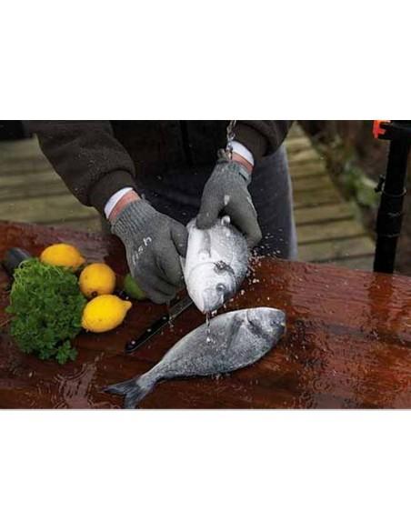 Guanto squama pesce di Skruba