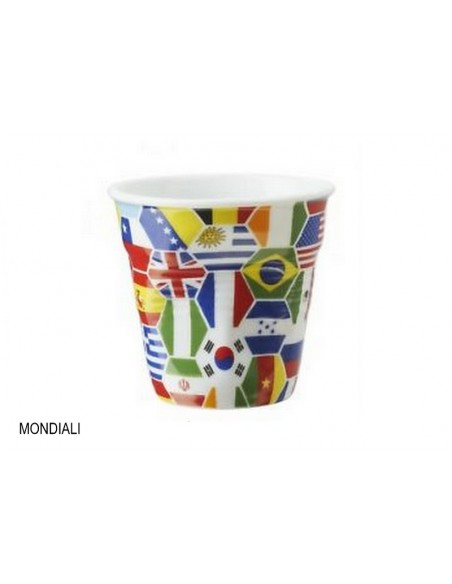 I bicchieri ORIGINALI Revol Froissé bandiera