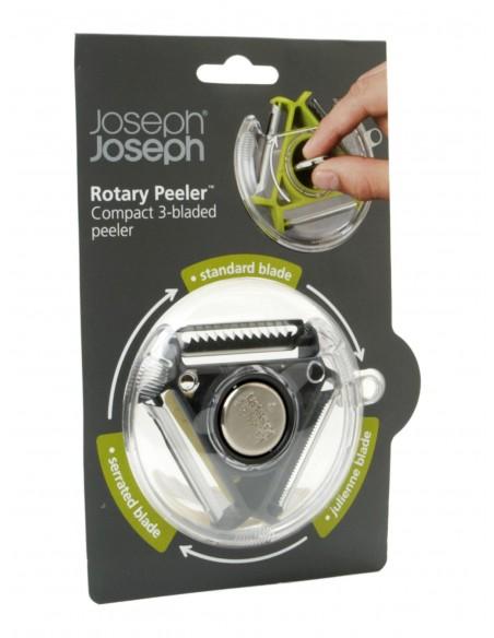 Pelapatate compatto Rotary Peeler di JosephJoseph