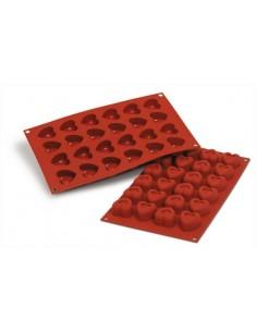 Stampo cuori small Passion di silikomart