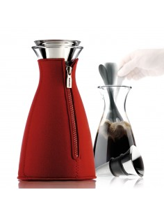 Caraffa Cafè Solo rossa di Eva Solo