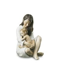 Mamma con bimbo che dorme di Royal Copenhagen