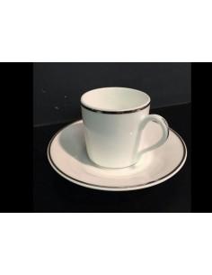 Tazza da caffè bianca Antinea di Richard Ginori