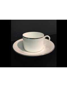 Tazza da the bianca Antinea di Richard Ginori