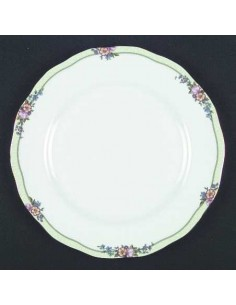 Set da 6 PZ Piattino Dolce Linea Hartington di Royal Albert