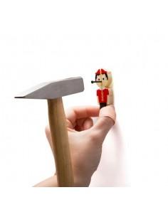 Salvadita Pinocchio Nail it di Monkey Business