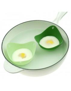 Vaschette per uovo in camicia Poach Pod