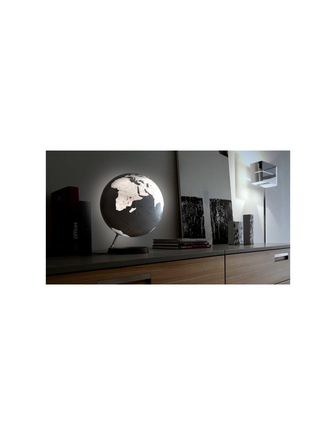 mappamondo reflection di atmosphere casa bella dal cin shop online. Black Bedroom Furniture Sets. Home Design Ideas