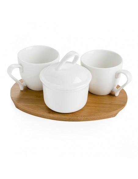 Set da 3 pz Coffè Set di Brandani
