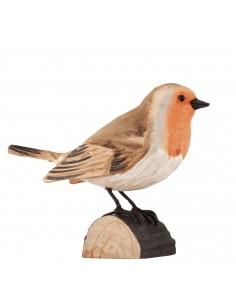 Uccello decorato Robin di Wildlife Garden