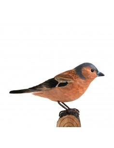 Uccello decorato Chafinch/Fringuello di Wildlife Garden