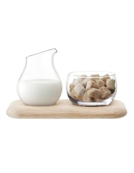 Set Latte & Zucchero di LSA International