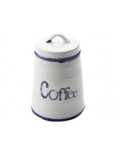 Contenitori per il Caffè in ceramica con coperchio di