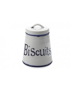 Contenitore per Biscotti in ceramica con coperchio di Casa Rustica Domani