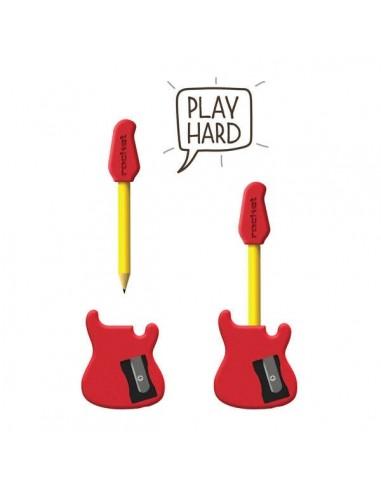 Set scuola temperamatite School of Rock di Rocket
