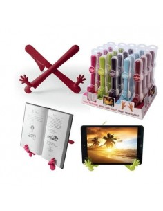 Supporto per Tablet/Libri verde The Hands Stand