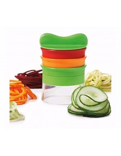 Hand-Held Spiralizer 3 Lame Oxo