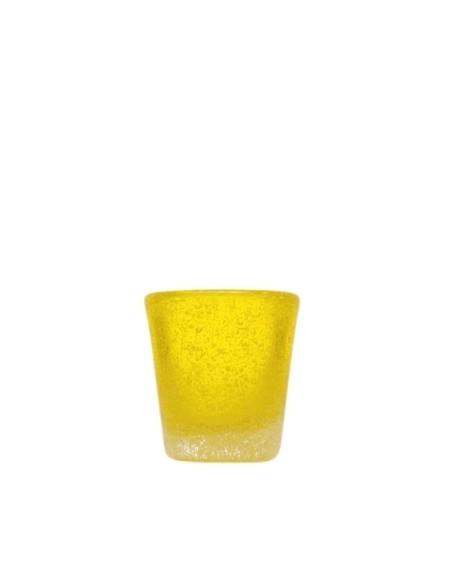 Liquorino Memento in vetro soffiato