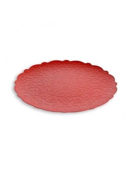 Vassoio Dressed Rosso ALESSI