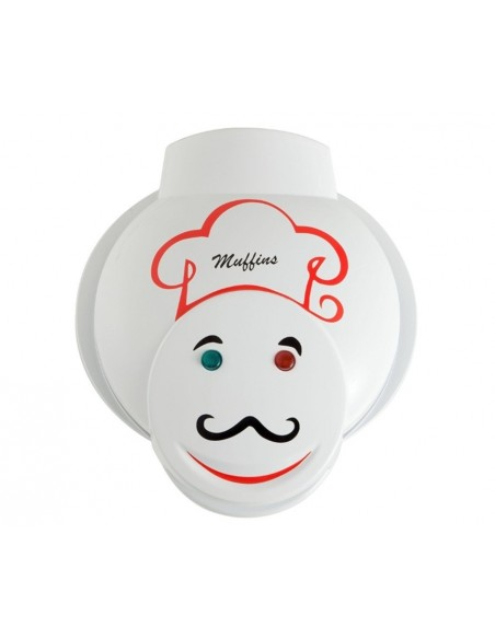 Golosetto Muffin Maker Brandani Bianco